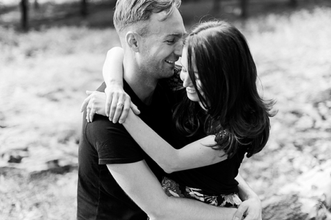 Richmond Park Engagement Session - Jack and Jane Photography - Michael & Jennie_0002