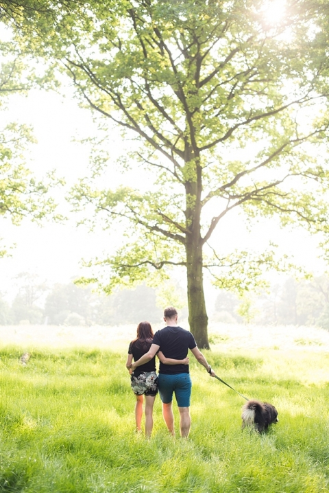 Richmond Park Engagement Session - Jack and Jane Photography - Michael & Jennie_0003