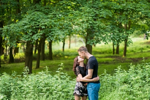 Richmond Park Engagement Session - Jack and Jane Photography - Michael & Jennie_0005